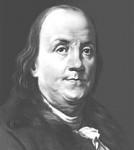 Краткая биография Бенджамина Франклина