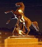 Краткая биография Клодта, укротители коней
