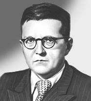 shostakovich, краткая биография Дмитрия Шостаковича
