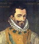 Краткая биография Генриха Гиза